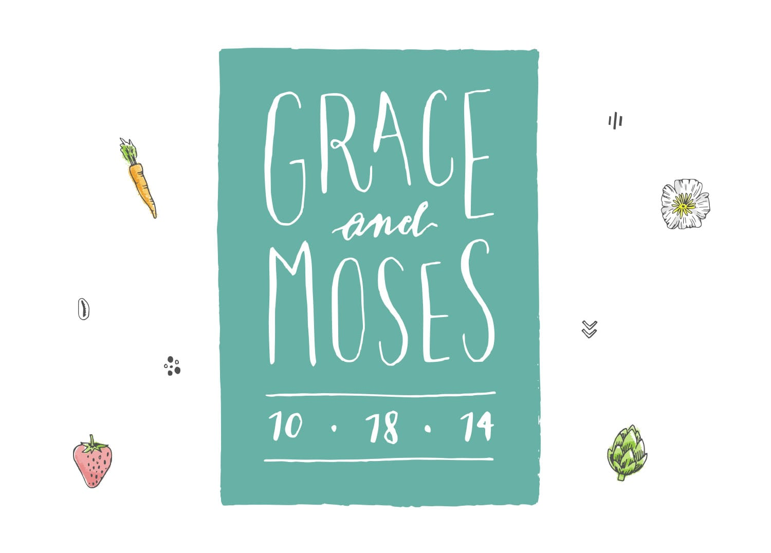 grace and moses